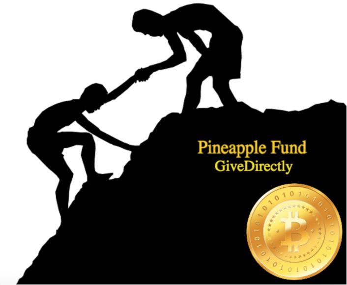 5 millones de dólares en bitcoins para distribuir como rendimiento básico universal