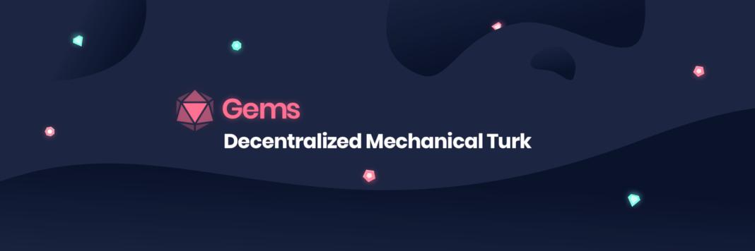 Introducción a GEMS: el protocolo para descentralizar Mechanical Turk