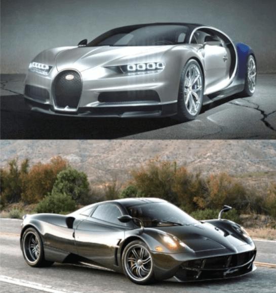 Nueva compra con criptomonedas, dos coches por 450 BTC