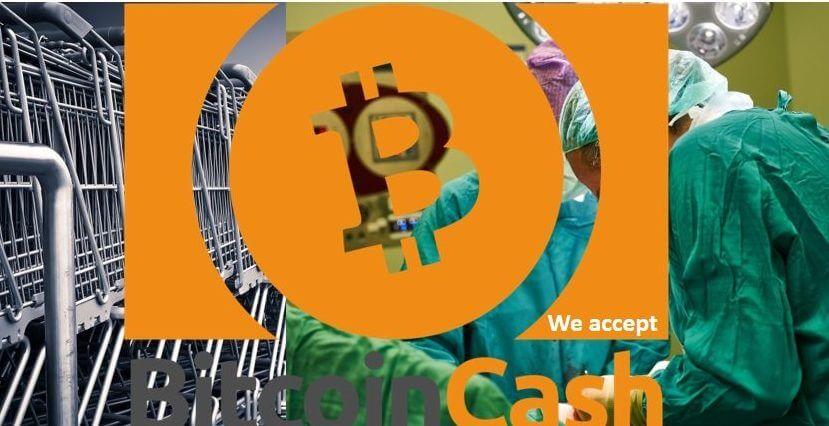¡Averigua que puedes comprar con bitcoin cash!
