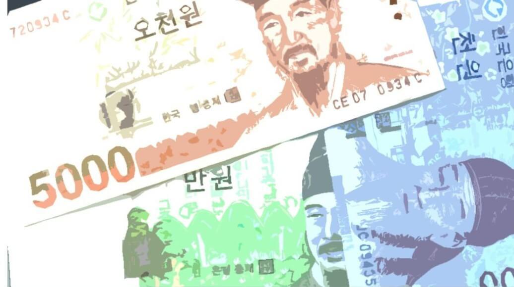 En Corea del Sur Crypto Traders enfrentarán multas si no notifican su nombre real en sus cuentas