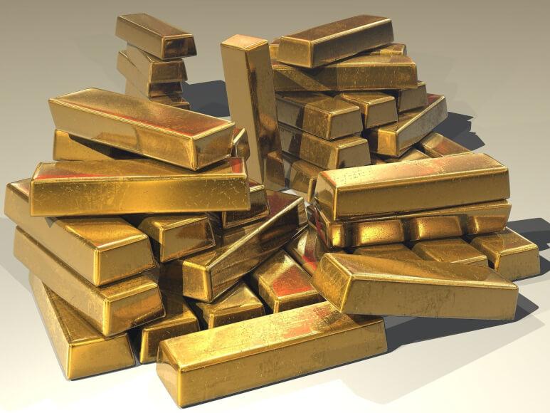 ¿Bitcoin se queda atrás? Inversores buscan refugio en el ORO