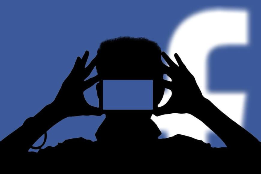 Facebook medio utilizado por scammers para usar phishing y robar criptomonedas