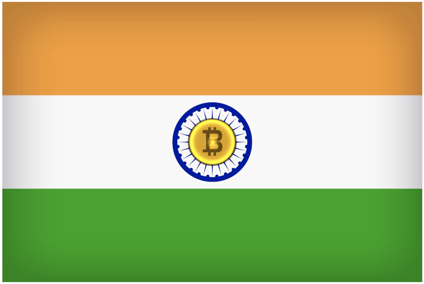 ¿La caída del Bitcoin hoy tiene relación con la regulación de la India?