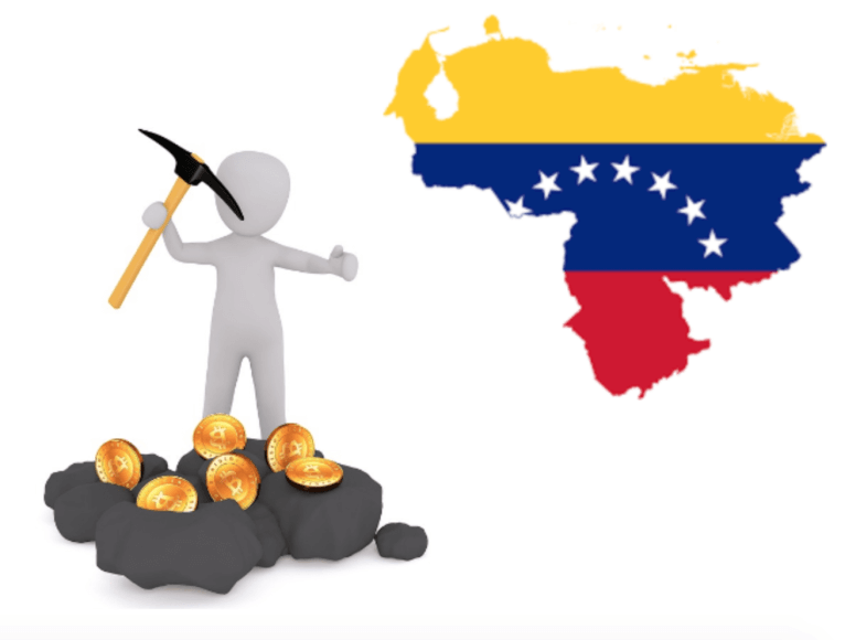 Venezuela, país más barato del mundo para minar Bitcoin