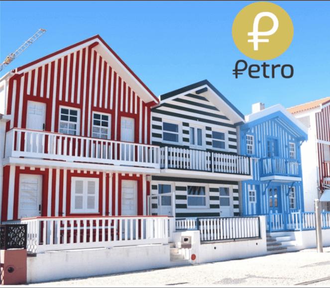 En Venezuela se podrán comprar casas y propiedades con Petro