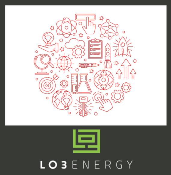 LO3 Energy y Blockchain – Produzca, consuma, almacene y venda energía