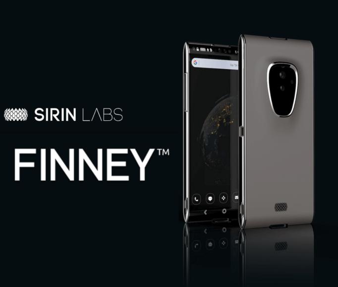 Sirin Labs presenta Finney su smartphone basado en la tecnología Blockchain