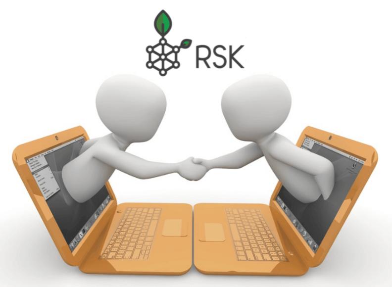 Primera cadena de smart contracts de Bitcoin al estilo Ethereum con RSK