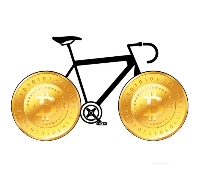 Crypto e-bike: la primera bicicleta eléctrica que genera criptomonedas