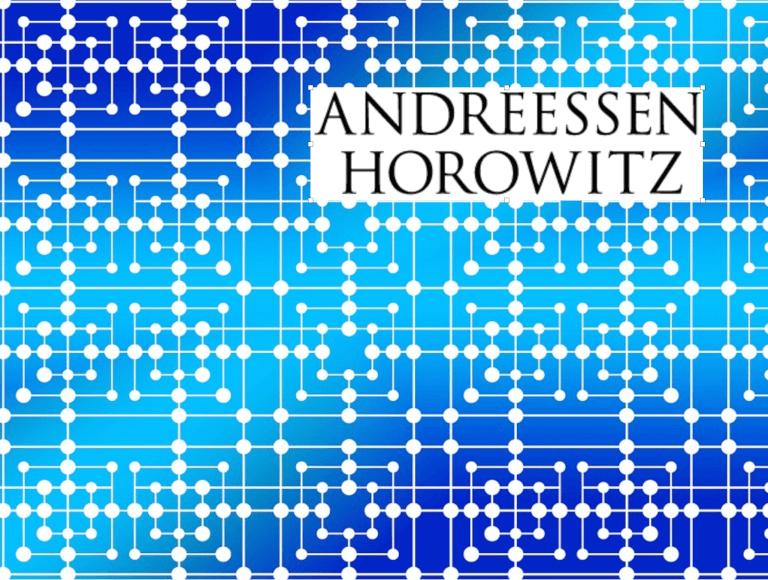 Andreessen Horowitz ha lanzado un fondo de criptomonedas de $ 300 millones