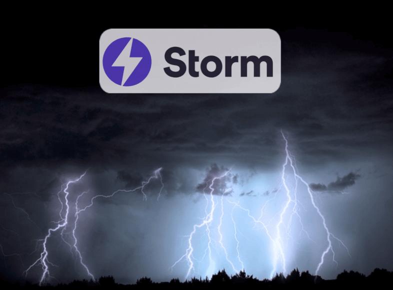 ¿Qué es Storm? Gane dinero en cualquier lugar y momento