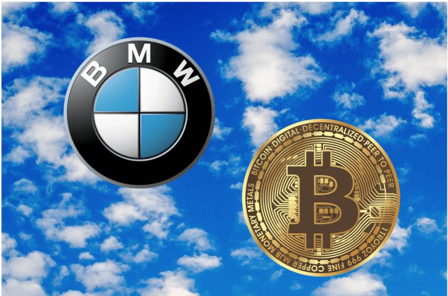 BMW ha empezado a aceptar bitcoins como forma de pago
