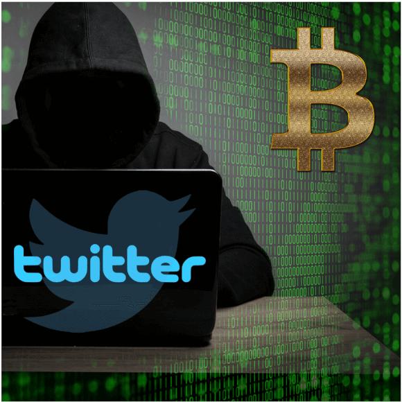 Cuenta verificada de Twitter promociona estafa de criptomonedas