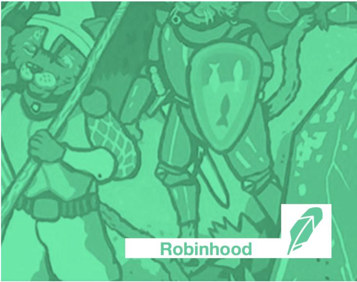 El exchange Robinhood agrega Dogecoin a su lista de criptomonedas