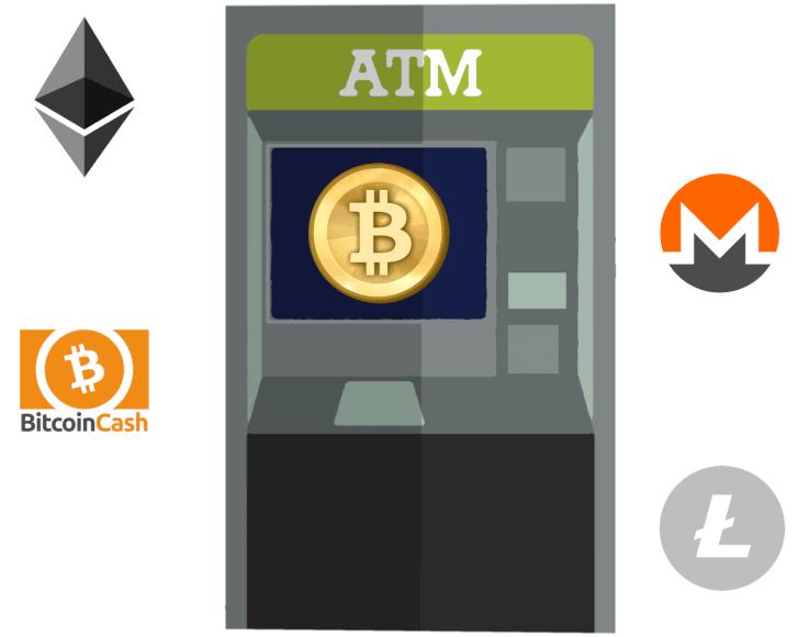 Bulgaria es el próximo país en tener cajero automático de bitcoin