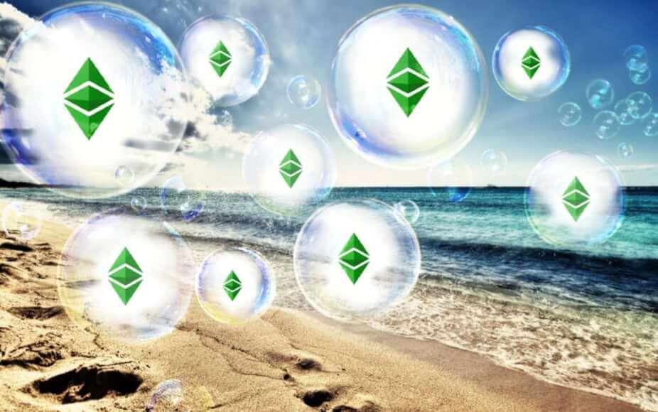 Inversor anónimo está moviendo millones en ethereum a Bitfinex