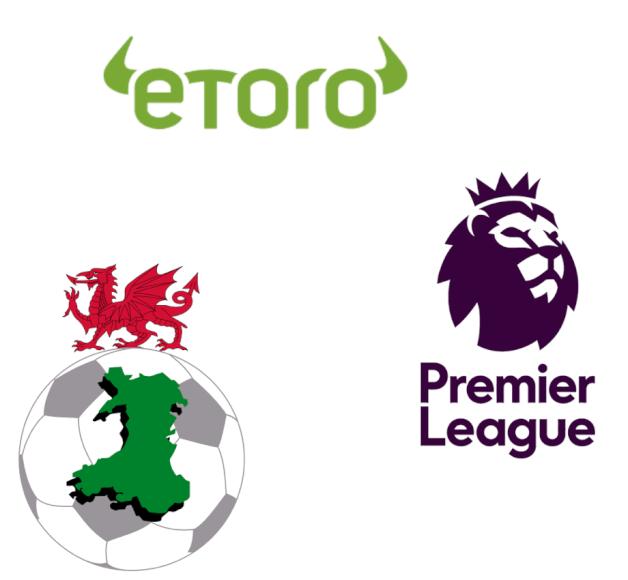 eToro ha acordado patrocinar a 7 clubes de la Premier League pagando con bitcoins