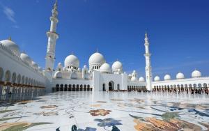 sharia mosque UAE