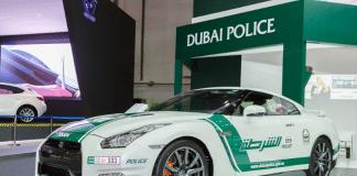 dubái police dpt