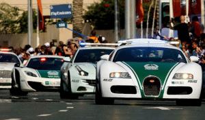 dubái police cars