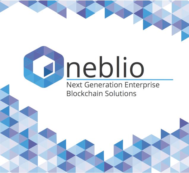 ¿Qué es Neblio (NEBL)?