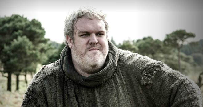 Hodor de Game of Thrones