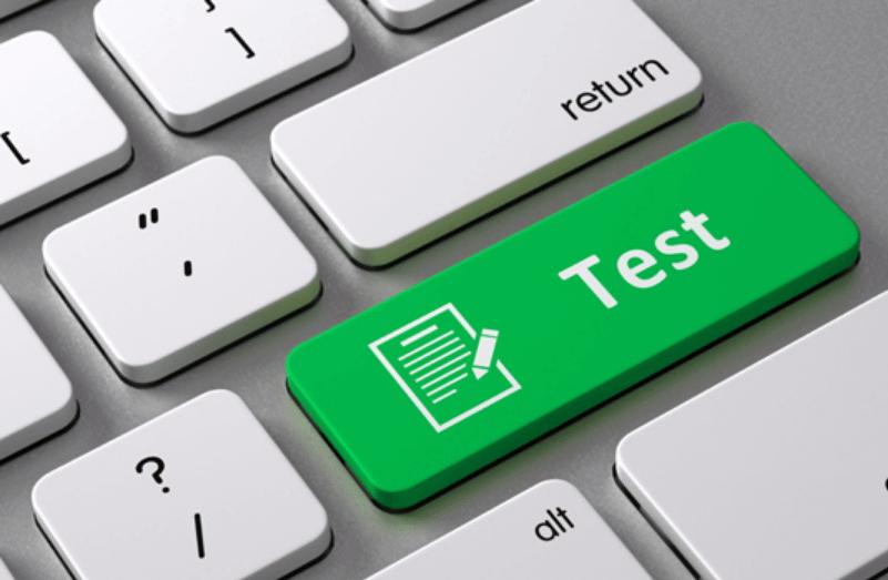 bitcoin test ID