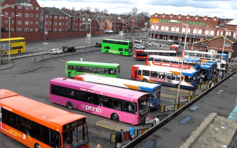 Buses como bloques y pasajeros-transacciones. Así muestra TxStreet los contrastes entre Bitcoin y Bitcoin Cash