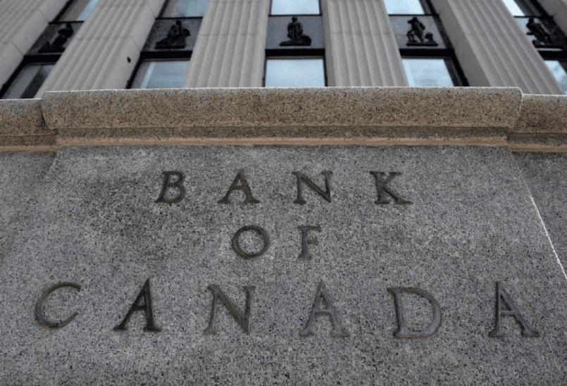 Banco de Canadá: adopcion de Bitcoin en el país sube al 5%