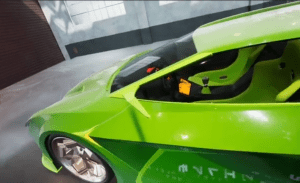 cryptocarz green