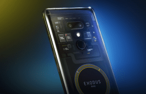 exodus htc phone