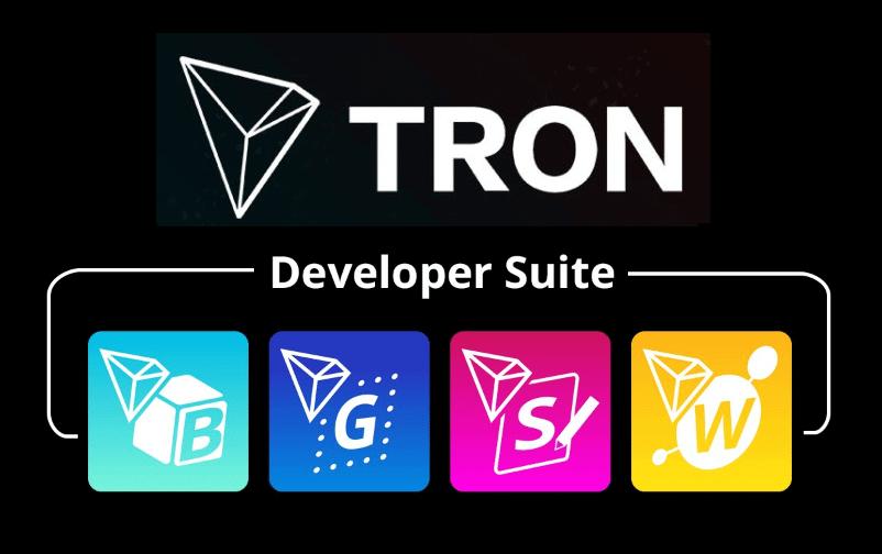 TRON lanza su nueva suite de herramientas para desarrolladores