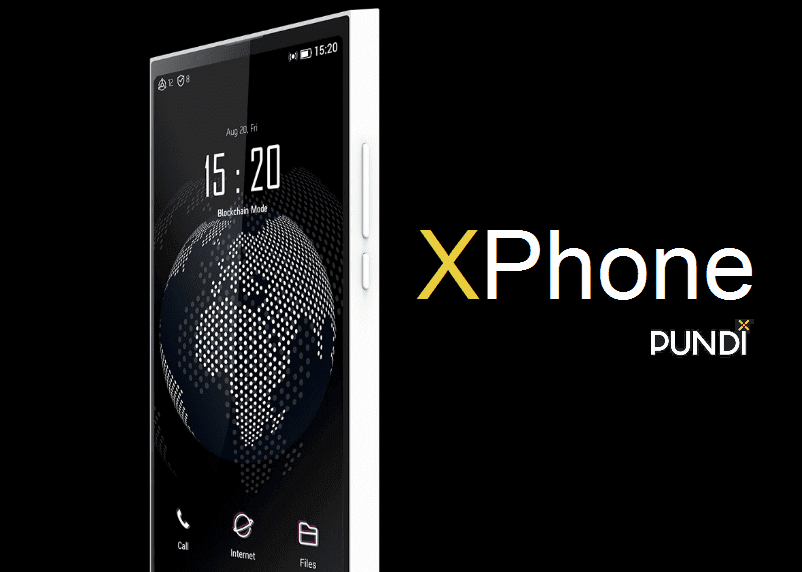 Desde Bali, la voz de Pundi X viaja por la cadena de bloques anunciando el Xphone, su teléfono de blockchain