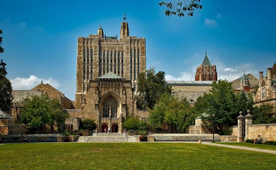 La Universidad de Yale está invirtiendo en un fondo de criptomoneda de $ 400 millones