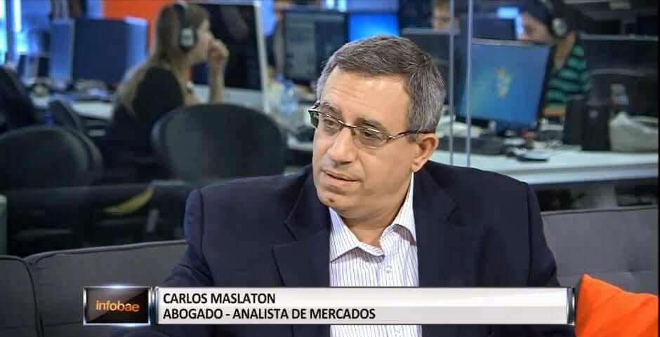 Carlos Maslatón dice que la subida de bitcoin es cuestión de tiempo