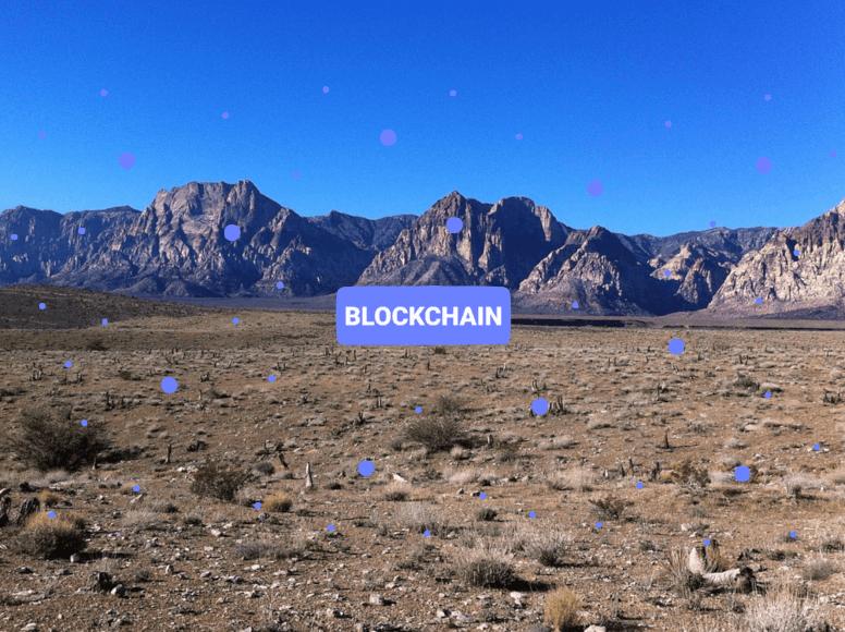 Un millonario trabaja para construir una comunidad basada en Blockchain en Nevada