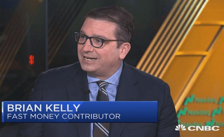 Brian Kelly, de Fast Money: la baja de Bitcoin durará poco