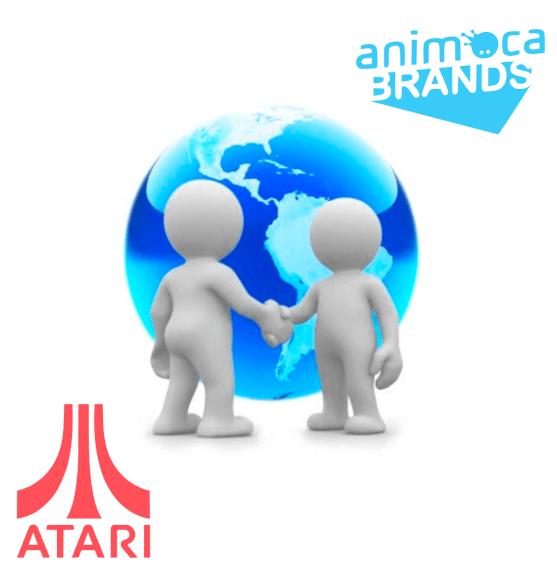 Atari se asocia con Animoca Brands para lanzar 'versiones blockchain' de dos juegos populares