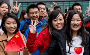 china millenials