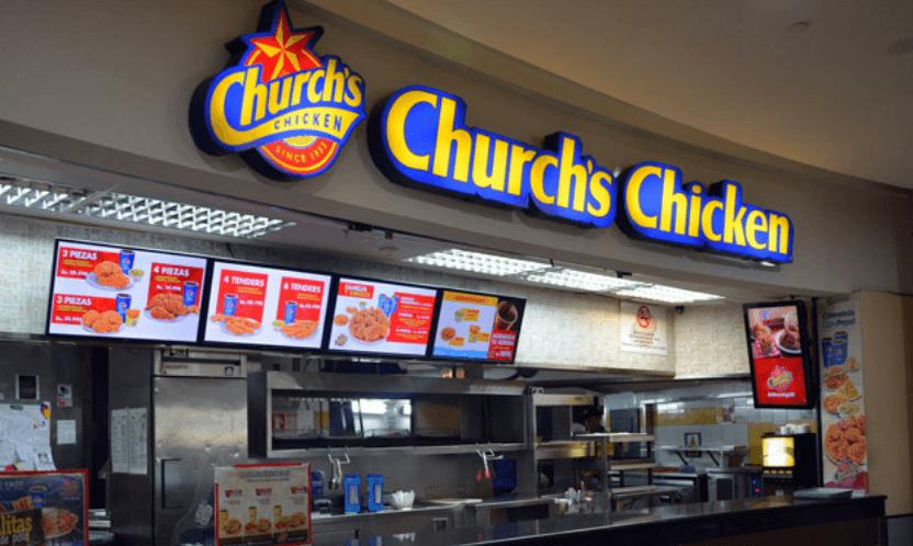 Franquicia Church's Chicken comienza a aceptar pagos con Dash en Venezuela