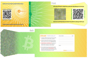 btc paper wallet