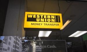 WU envios de dinero