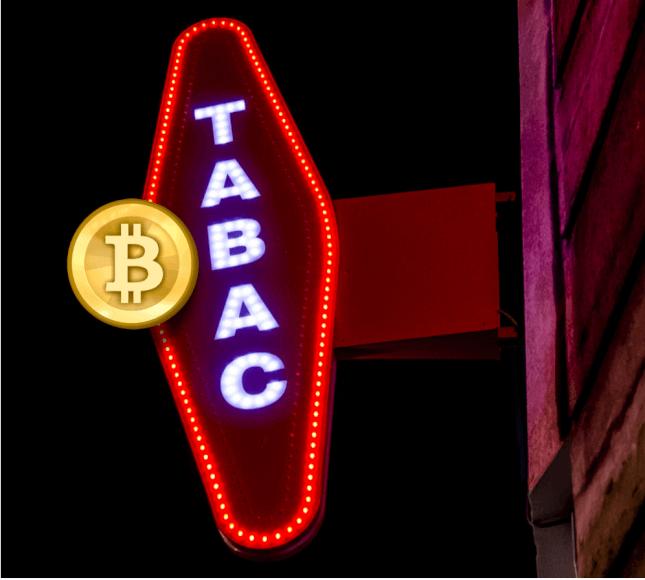 Los estancos franceses venden bitcoins aunque no estén autorizadas para ello