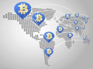 bitcoin dinero mundial