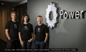 equipo power ledger