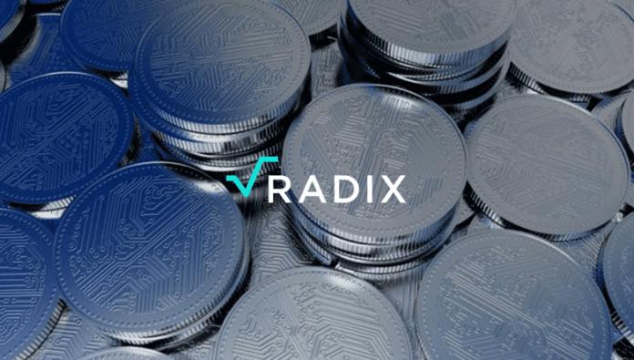 XRD moneda de radix