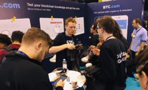 enseñar bitcoin