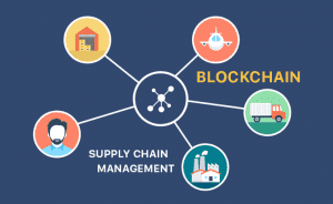 cadena de suministro blockchain