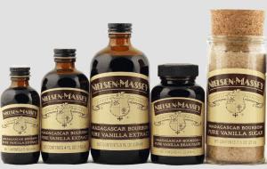 vainilla Madagascar Bourbon